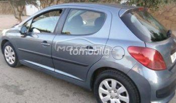 Peugeot 207  2009 Diesel 183000Km Fès #91385 plein
