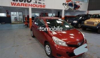 Toyota Yaris  2014 Diesel 65000Km Kénitra #91290 plein