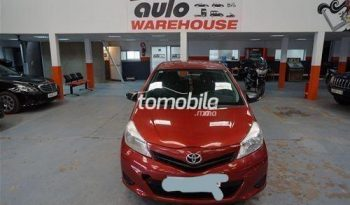 Toyota Yaris  2014 Diesel 65000Km Kénitra #91290 full