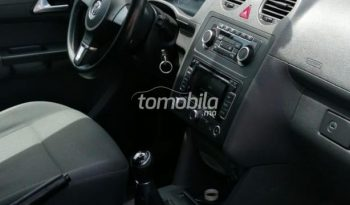 Volkswagen Caddy Importé Occasion 2015 Diesel 111000Km Casablanca #91586 plein