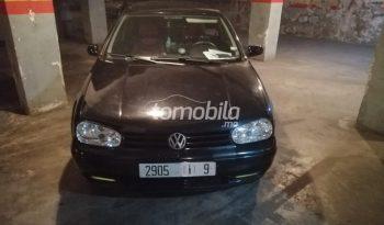 Volkswagen Golf Importé  2001 Diesel 349000Km Casablanca #91663 plein