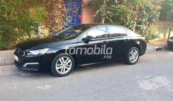 Peugeot 508  2016 Diesel 110000Km Marrakech #92079 plein