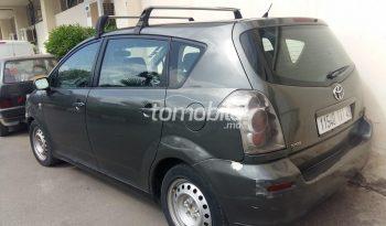 Toyota Corolla Verso Importé Occasion 2004 Diesel 275000Km Casablanca #92220 plein