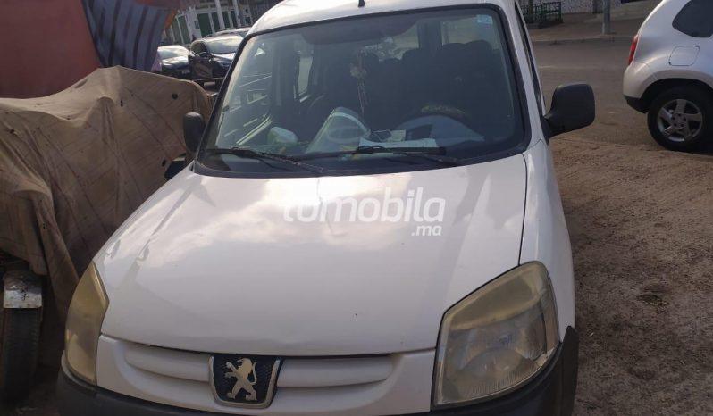 Voiture Peugeot Partner 09/2008 à casablanca  Diesel