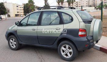 Renault Scenic Importé Occasion 2002 Essence 266000Km Casablanca #92632 plein
