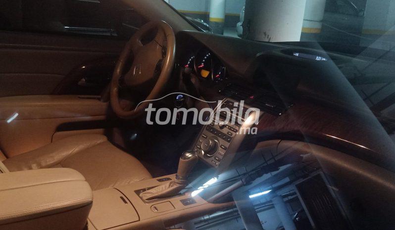 Honda Legend Occasion 2008 Essence 107916Km Tanger #92782 plein