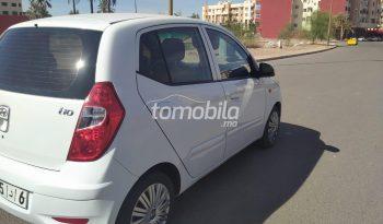 Hyundai i10 Occasion 2012 Essence 120Km Marrakech #93126 plein