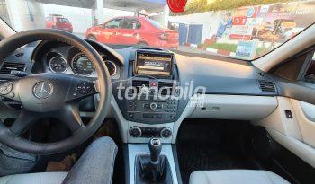 Mercedes-Benz C 220 Importé  2009 Diesel 280000Km Casablanca #92656 plein