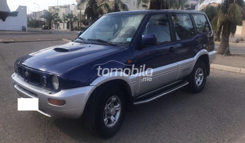 Nissan Terrano Occasion 1999 Diesel 150000Km Agadir #93075