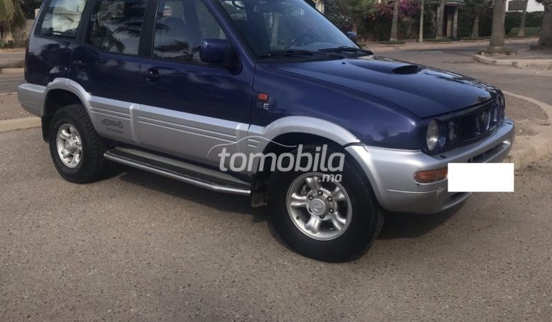 Nissan Terrano Occasion 1999 Diesel 150000Km Agadir #93075 plein