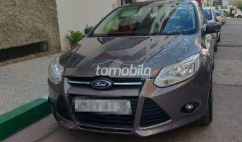 Ford Focus  2012 Diesel 130-000Km Rabat #93243 plein