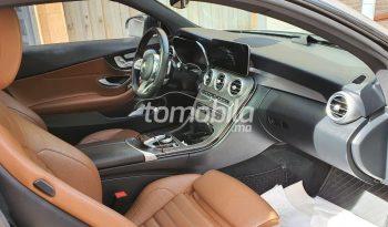 Mercedes-Benz Classe C Importé  2018 Diesel 55000Km Casablanca #93546 plein
