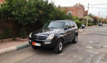 Ssangyong REXTON  2004 Diesel 45000Km Marrakech #93338