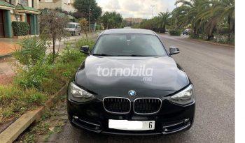 BMW Serie 1 Occasion 2012 Diesel 82000Km Casablanca #93845