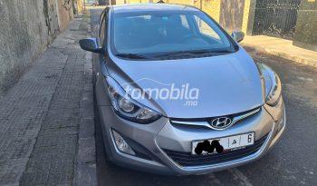 Hyundai Elantra Occasion 2015 Diesel 120000Km Casablanca #93775 plein
