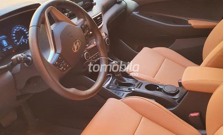 Hyundai Tucson  2019 Diesel 25000Km Casablanca #93698 plein