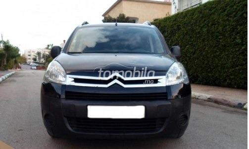 Voiture Citroen Berlingo 11/2012 à casablanca  Diesel