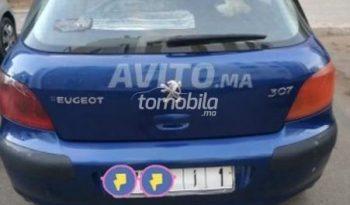 Peugeot 307 Importé  2021 Diesel 70000Km Salé #94375