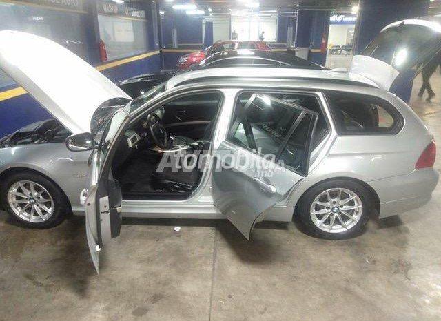 BMW 318 Importé  2012 Diesel 185000Km Marrakech #94623 plein