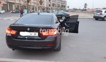 BMW 418 Gran Coupé    177000Km Marrakech #94648 plein