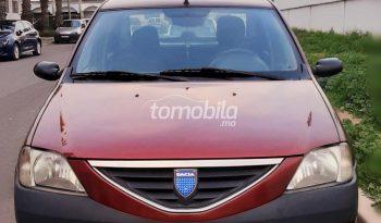 Dacia Logan Occasion 2006 Diesel 225000Km Agadir #94665 plein