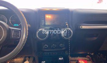 Jeep Wrangler  2014 Diesel 250000Km Casablanca #94570 full