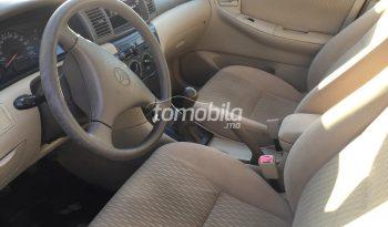 Toyota Corolla  2006 Diesel 270000Km Temara #94682 plein