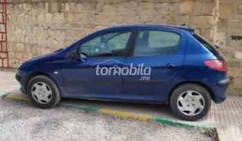 Peugeot 206  2002 Essence 288000Km Boulmane #94863 plein