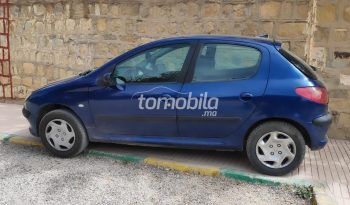 Peugeot 206  2002 Essence 288000Km Boulmane #94870 plein