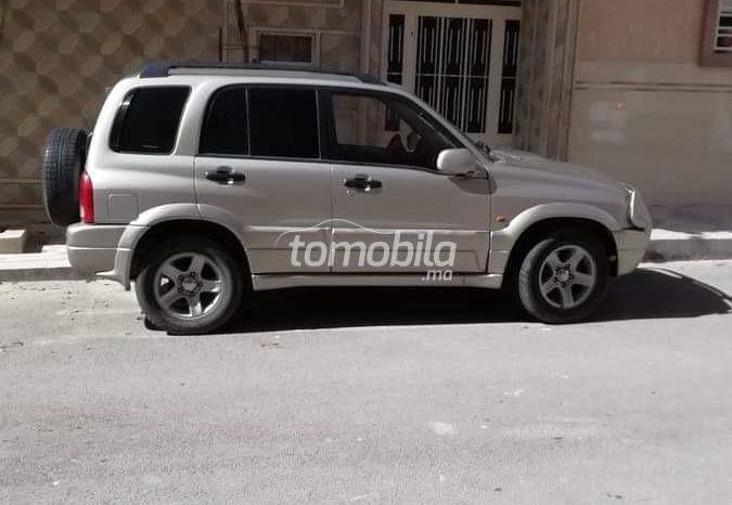 Suzuki Grand Vitara Importé  2004 Diesel 250000Km Meknès #94974