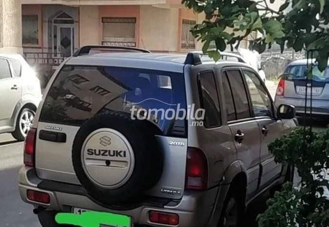 Suzuki Grand Vitara Importé  2004 Diesel 250000Km Meknès #94974 plein