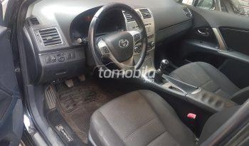 Toyota Avensis Occasion 2012 Diesel 119000Km Agadir #94805 plein