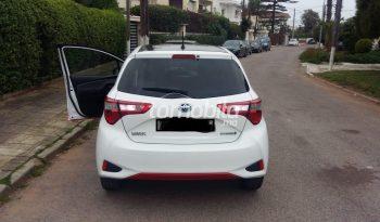 Toyota Yaris Occasion 2018 Hybride 100000Km Mohammedia #94751 plein