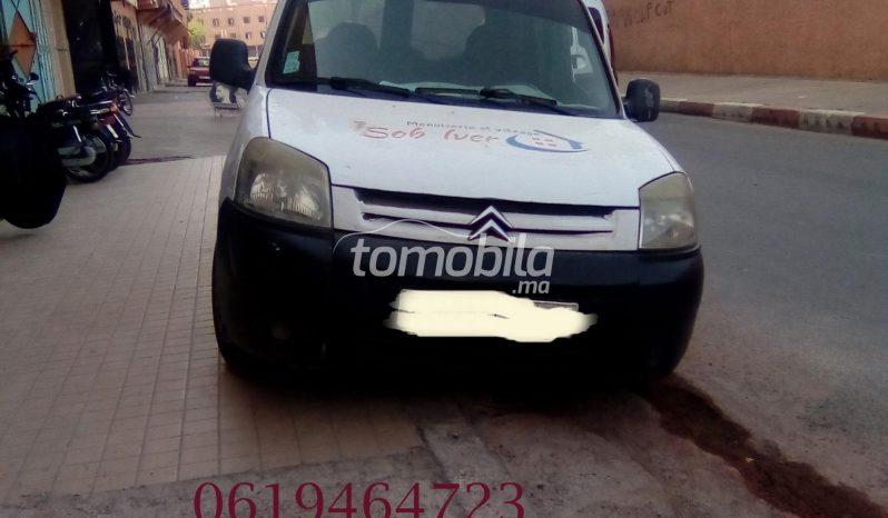 Citroen Berlingo  2009 Diesel 376000Km Marrakech #95034 plein