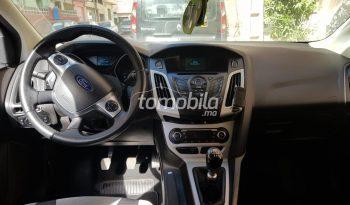 Ford Focus  2014 Diesel 70000Km Casablanca #95276 plein
