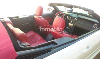 Ford Mustang Importé  2009 Essence 55000Km Rabat #95098 plein