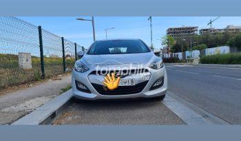 Hyundai i30 Occasion 2012 Diesel 104673Km Casablanca #95227 plein