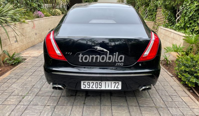 Jaguar XJ  2012 Essence 78000Km Casablanca #95458 plein