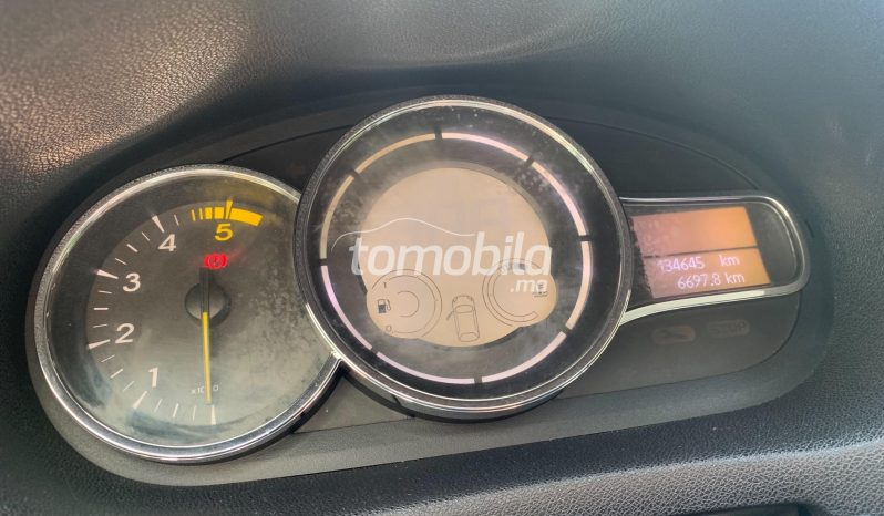 Renault Megane  2012 Diesel 136000Km Marrakech #95027 plein
