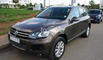 Volkswagen Touareg Occasion 2014 Diesel 92000Km Casablanca #95116