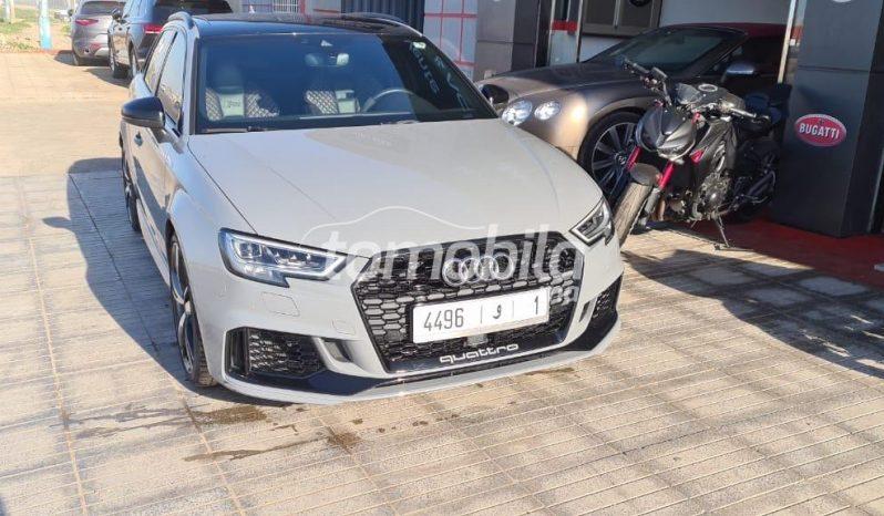 Audi RS3 Importé  2019 Essence 30Km Casablanca #95580 plein