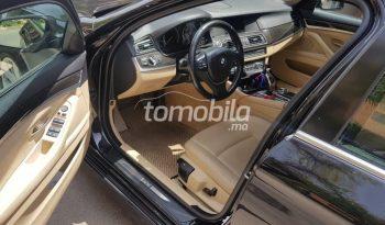 BMW 520  2012 Diesel 129000Km Rabat #95825 plein