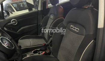 Fiat 500X  2019 Diesel 13000Km Casablanca #95833 plein