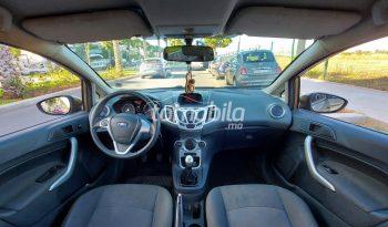Ford Fiesta Occasion 2013 Diesel 170000Km Casablanca #95843 plein