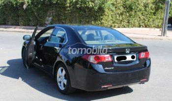 Honda Accord  2008 Diesel 202000Km Casablanca #95804 plein