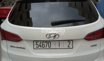 Hyundai Grand Santa Fe Occasion 2014 Diesel 209000Km Fès #95850 plein