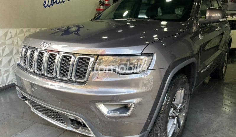 Jeep Grand Cherokee  2021 Diesel Km Casablanca #95752 plein