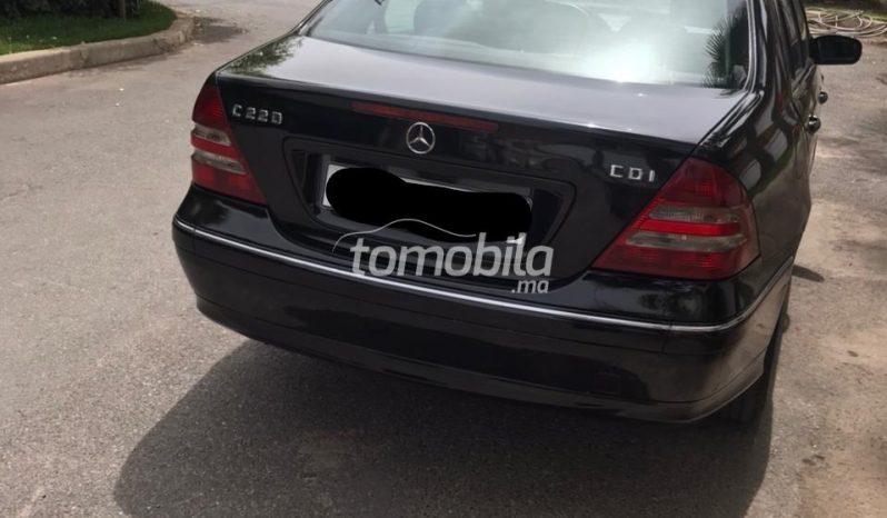 Mercedes-Benz C 220  2006 Diesel 179000Km Casablanca #95858 plein