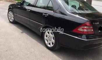Mercedes-Benz C 220  2006 Diesel 179000Km Casablanca #95858