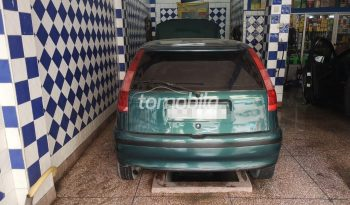 Fiat Punto   Essence 200000Km Tanger #95961 plein